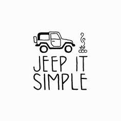 delta breezes jeep drawingcamping