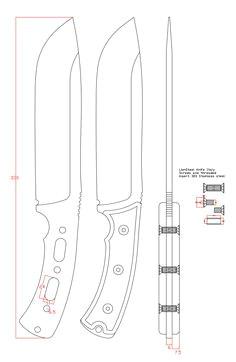 knife drawings forging knives knife shapes knives and swords cool knives knives