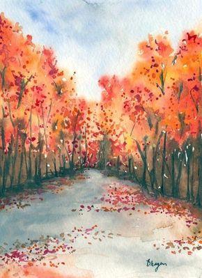 simple watercolor painting ideas32 simple watercolor painting ideas32 simple watercolor paintings water color painting landscape