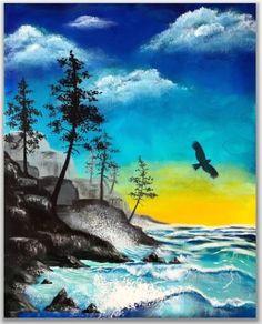 paintnite wine painting painting drawing watercolor landscape landscape art landscape paintings