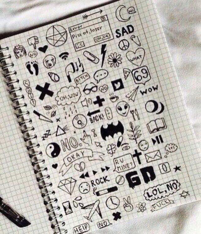 small drawings doodle drawings easy drawings doodle art cute drawings tumblr
