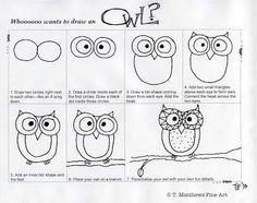 t matthews fine art first friday art class november 2013 owls extravaganza