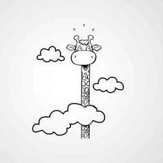 naar product art sculpture doodle art doodle drawings easy drawings easy giraffe