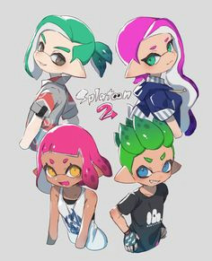 Easy Splatoon 2 Drawings 532 Best Nintendo Splatoon 2 Images In 2019 Videogames Gaming