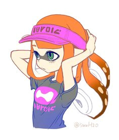 splatoon 2 art video game art video games anime chibi nintendo