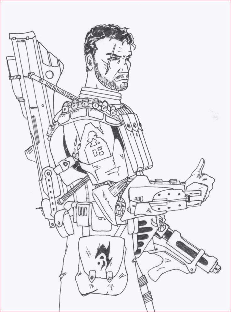 star wars clone drawing