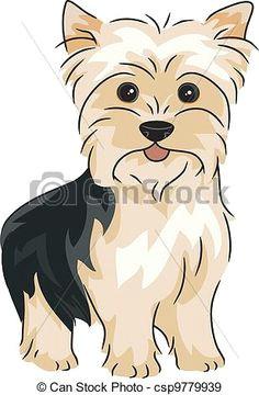 Easy Yorkie Drawings 44 Best Yorkie Outline Tattoo Images Yorkie Yorkshire Terrier