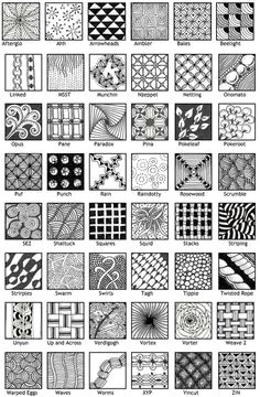 patterns doodle zentangle zentangle lesson plan zentangle art ideas easy zentangle