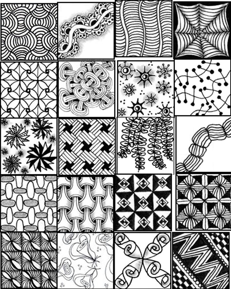 Easy Zentangle Drawings Pin by Maggie Thompson On Zentangles In 2019 Zentangle Patterns