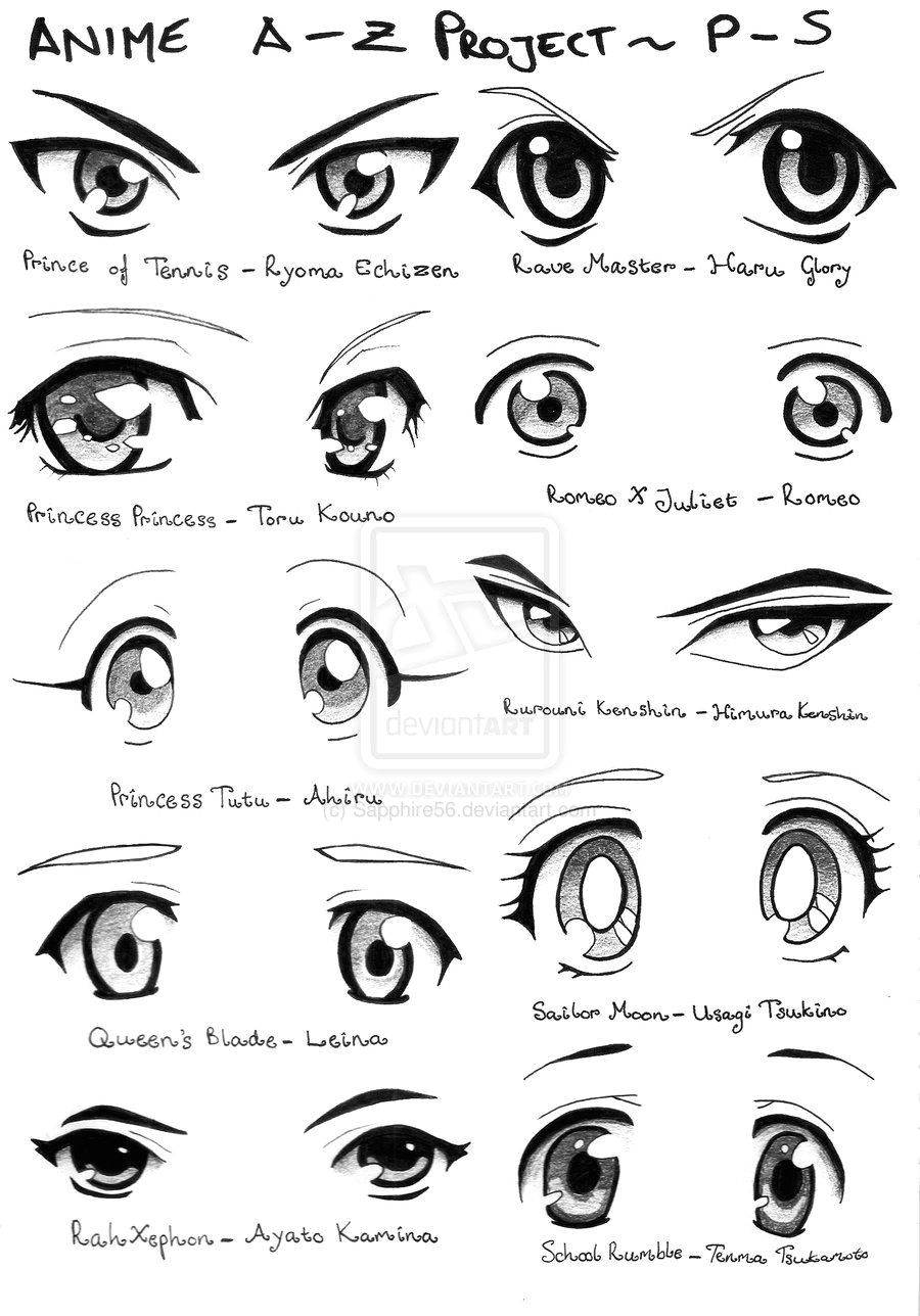 anime girl eyes ta m va i google
