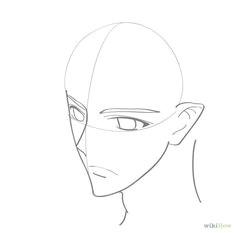 keptalalat a kovetkeza re how to draw a boy face easy
