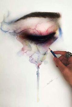 cool cartoon drawings drawings of eyes drawings of love cool eye drawings
