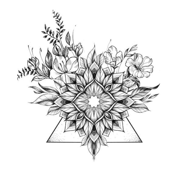 418 best geometric tattoos images in 2019 mandala tattoo tattoo ideas geometric tattoos