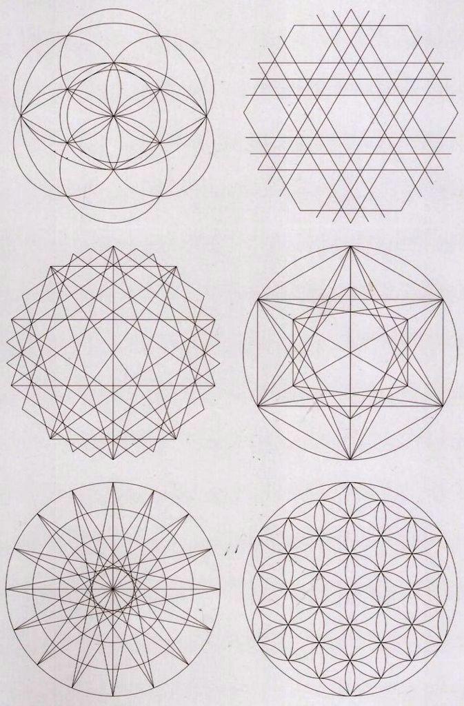 explore geometric mandala tattoo and more
