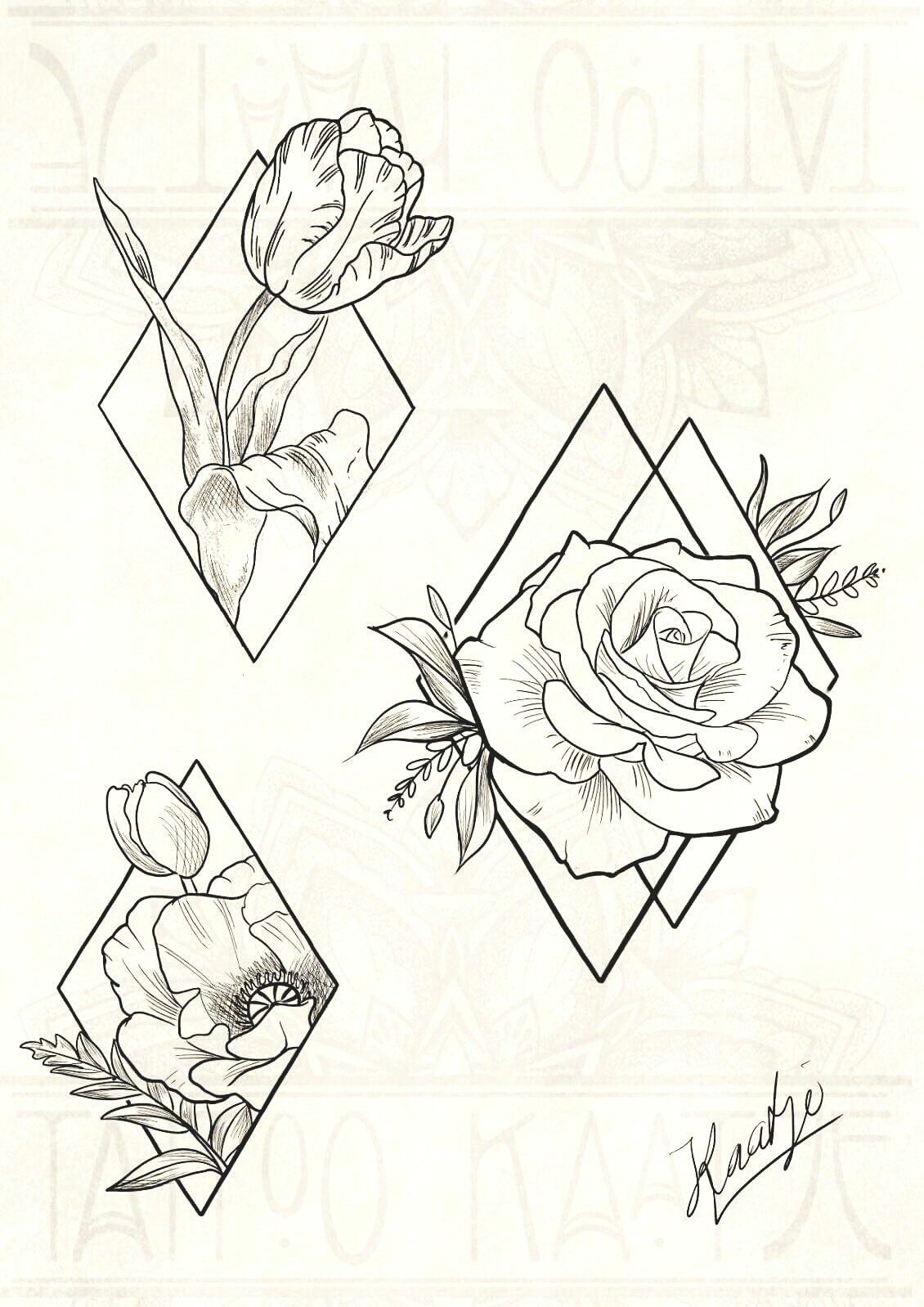 pin by estaodio allano tattoo on floral pinterest tattoo piercings and tatoo