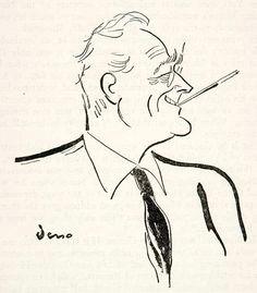 1946 print alois derso political cartoon franklin d roosevelt american president