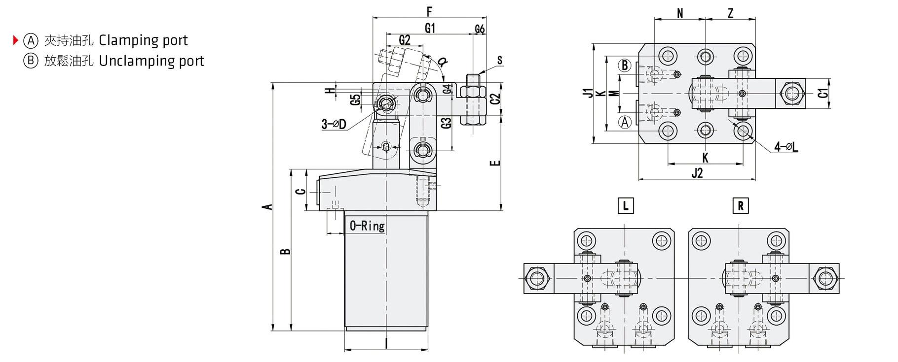 drawing lhc01 series