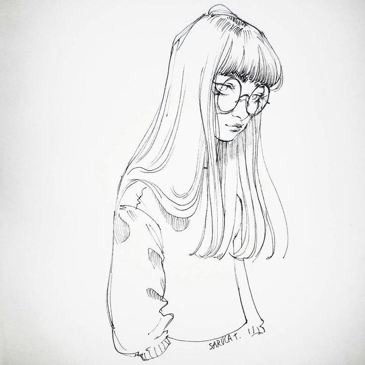 G Girl Drawing Pin by Chelsea Lynn On Art Drawings Art Drawings Art