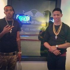 after releasing his his collab with joey bada titled lord knows g herbo teams up with lil bibby for their new collab titled get 2 bussin