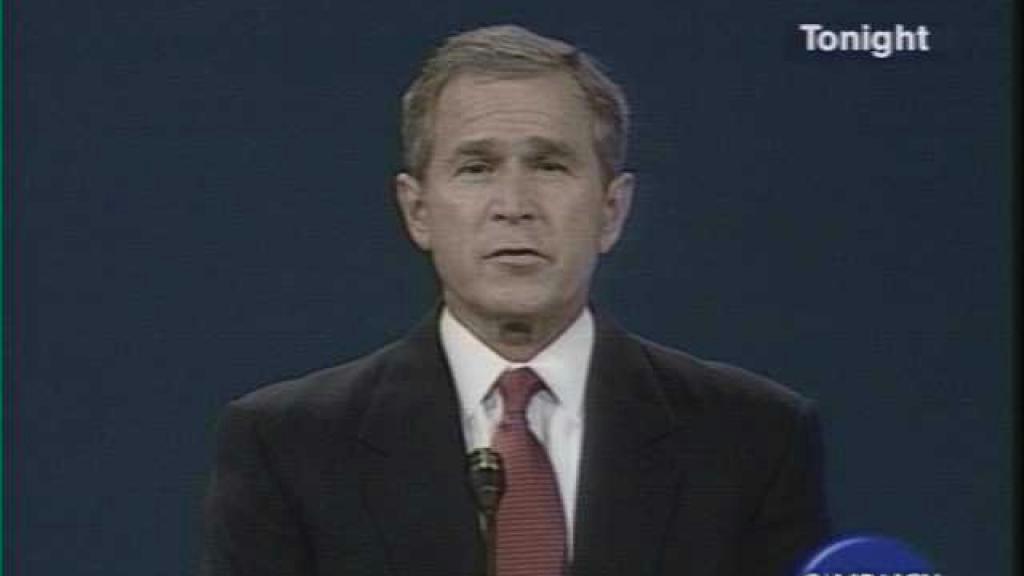 george w bush governor r texas