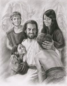 the savior tells us we need to become as little children to inherit the kingdom of god i ve often wondered what it is about little children jesus loves