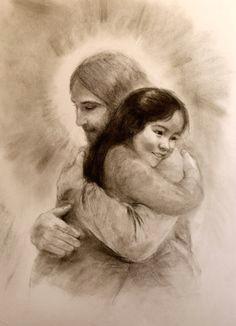 Girl Drawing Jesus 152 Best Pencil Drawings Of Jesus Images Jesus Christ Lds Art