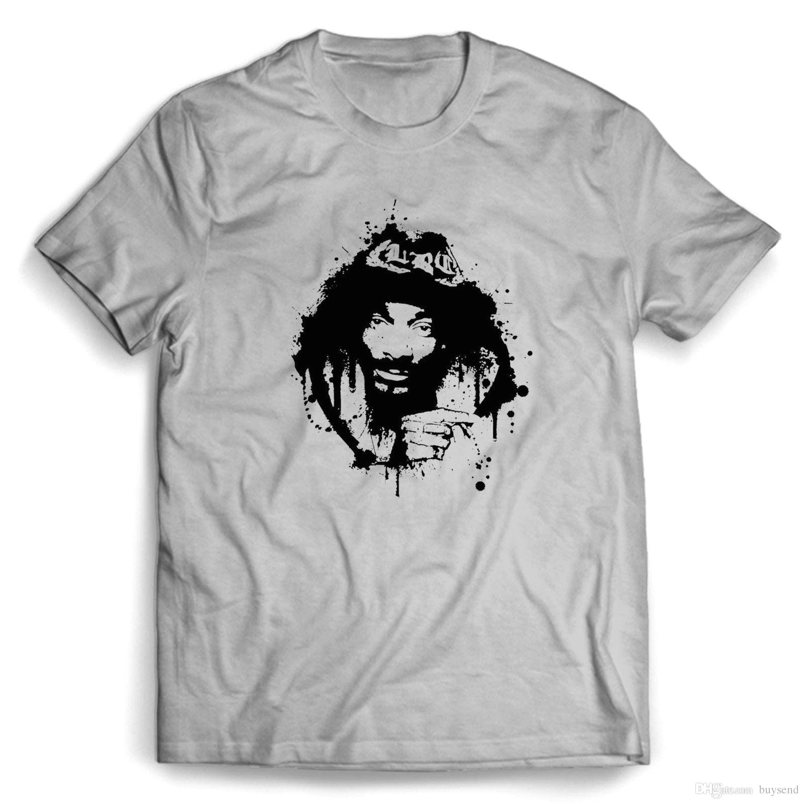 snoop dogg art drawing man woman t shirt hilarious t shirts designer t shirt from buysend 10 03 dhgate com