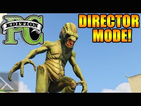 gta 5 pc director mode tutorial gta 5 pc tips tricks gta 5 pc gameplay youtube