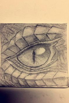 dragon eye sketch drawn in pencil by rebecca griffith dragon eye drawing dragon art