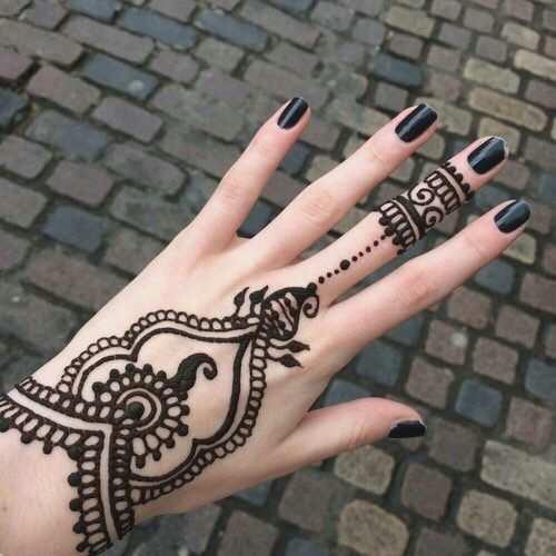 henna tattoo einfach unvergesslich simple henna patterns tumblr google search this henna is gorgeous of inspirierende
