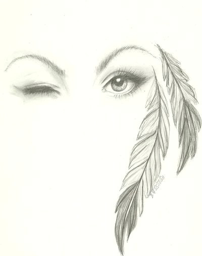 eyes art print by kayla messies