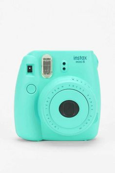 fujifilm mini 8 kamera instax in aquamarinblau