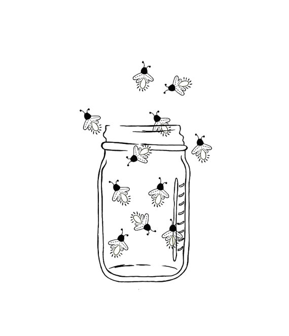mason jar image mason jars mason jar tattoo firefly tattoo bug tattoo