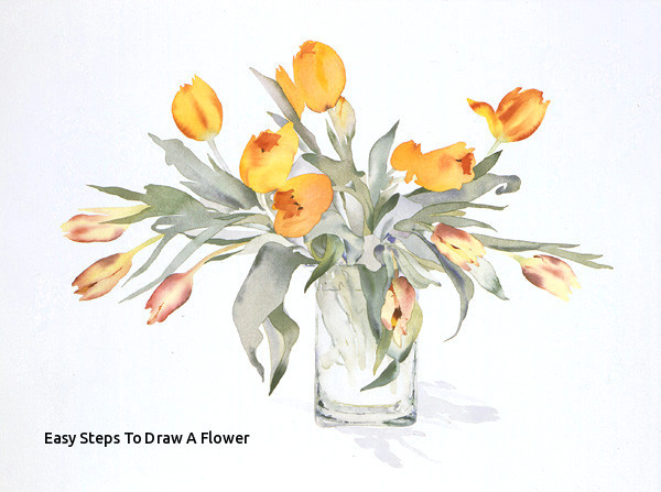 easy steps to draw a flower vase art drawings how to draw a vase step 2h