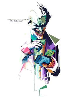 joker art fandoms personnage dc comics illustration comic books art comic art