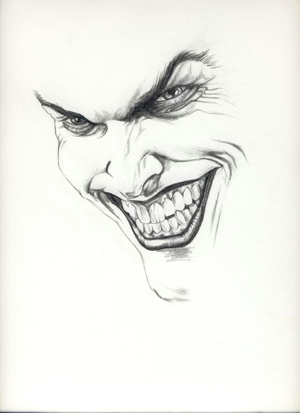 joker drawing more