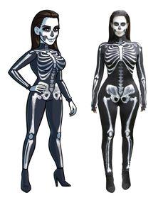 halloween again this skeleton outfit from 2014 was so dope kim kardashian