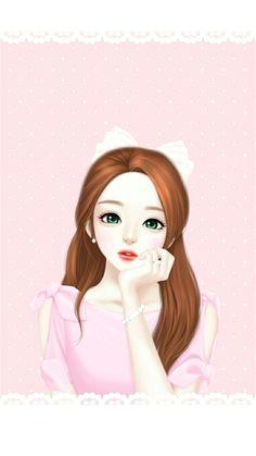 art art girl background beautiful beautiful girl beauty cartoon cute art drawing enakei face fashion girl illustration illustration girl