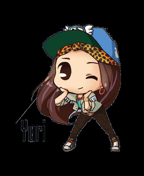 chibi girl girl day sooyoung yoona kpop girl groups korean girl