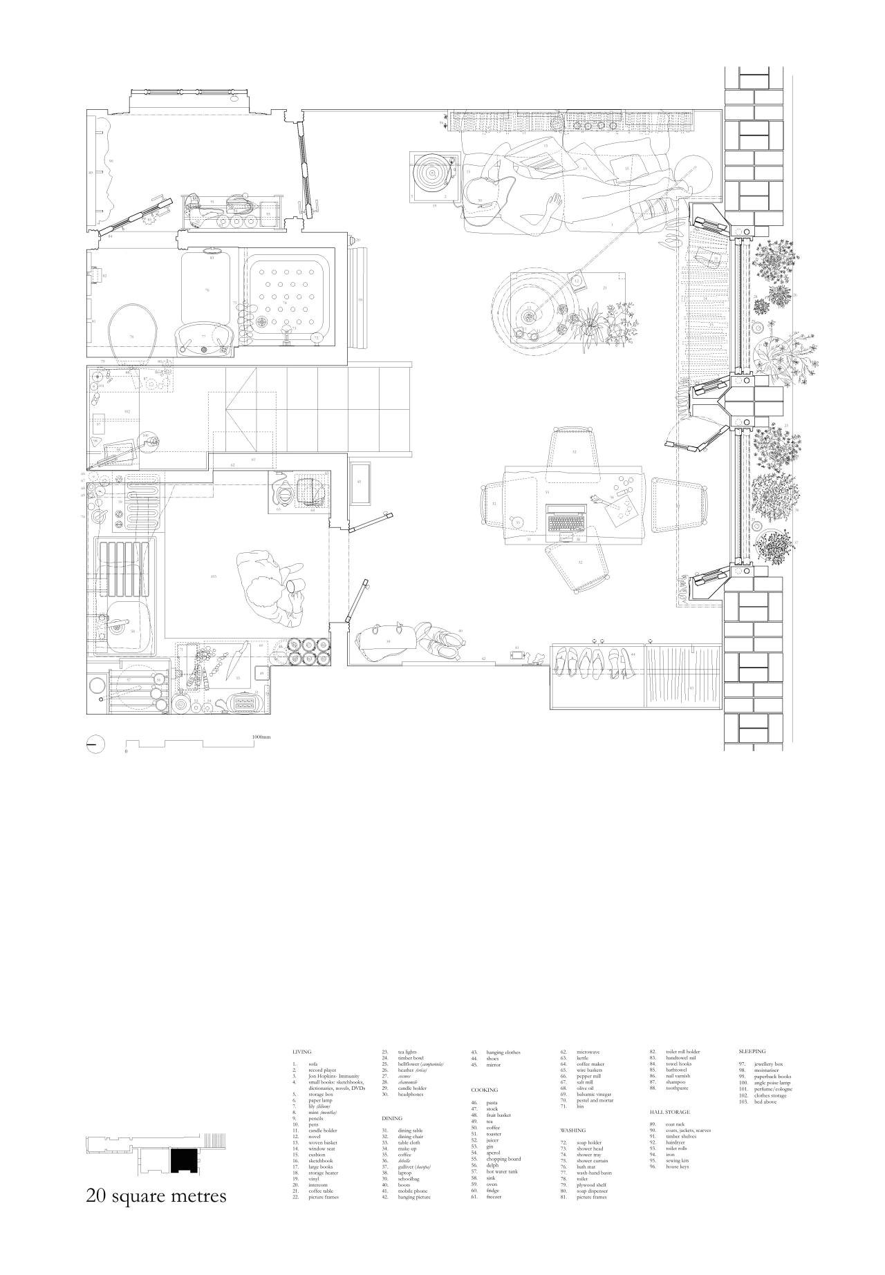 plattenbau studio architecture plan architecture drawings interior architecture architecture illustrations design process