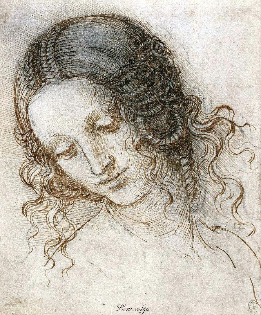 leonardo da vinci vinci 1452 amboise 1519 the head of leda