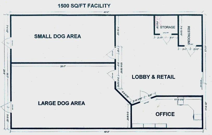dog kennel floor plans elegant dog kennel floor plans od semberije
