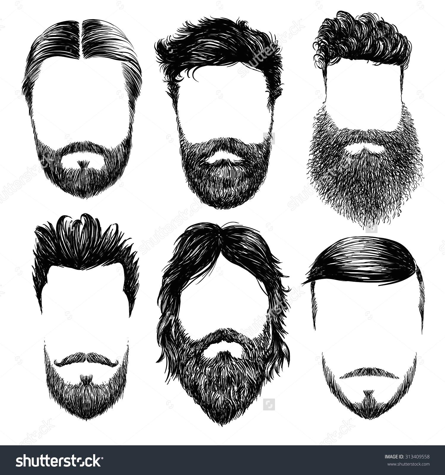 beautiful tumblr drawing hipster hair drawings
