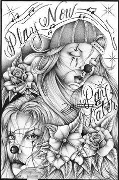 lowrider art girls tagged as lowrider art lowrider art drawings galleries hawaii