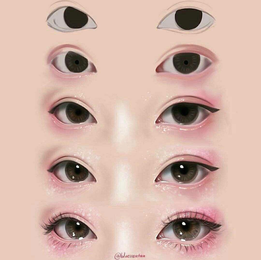 Makeup Drawing Easy Love This Makeup N N N D N N D N N D N D N N D N Pinterest Drawings Art