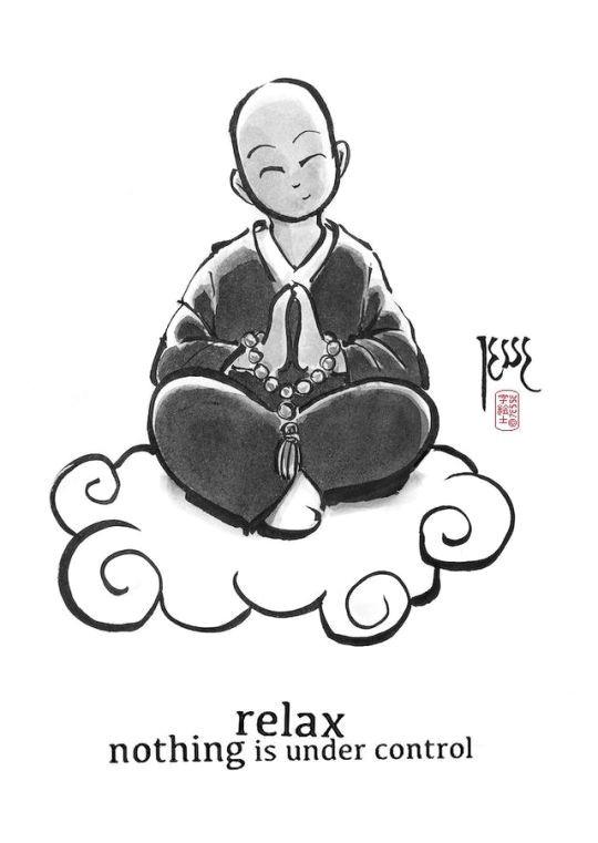 monk sketch by 7e55e kawaii buddhism buddhism buddhist art buddhism buddha
