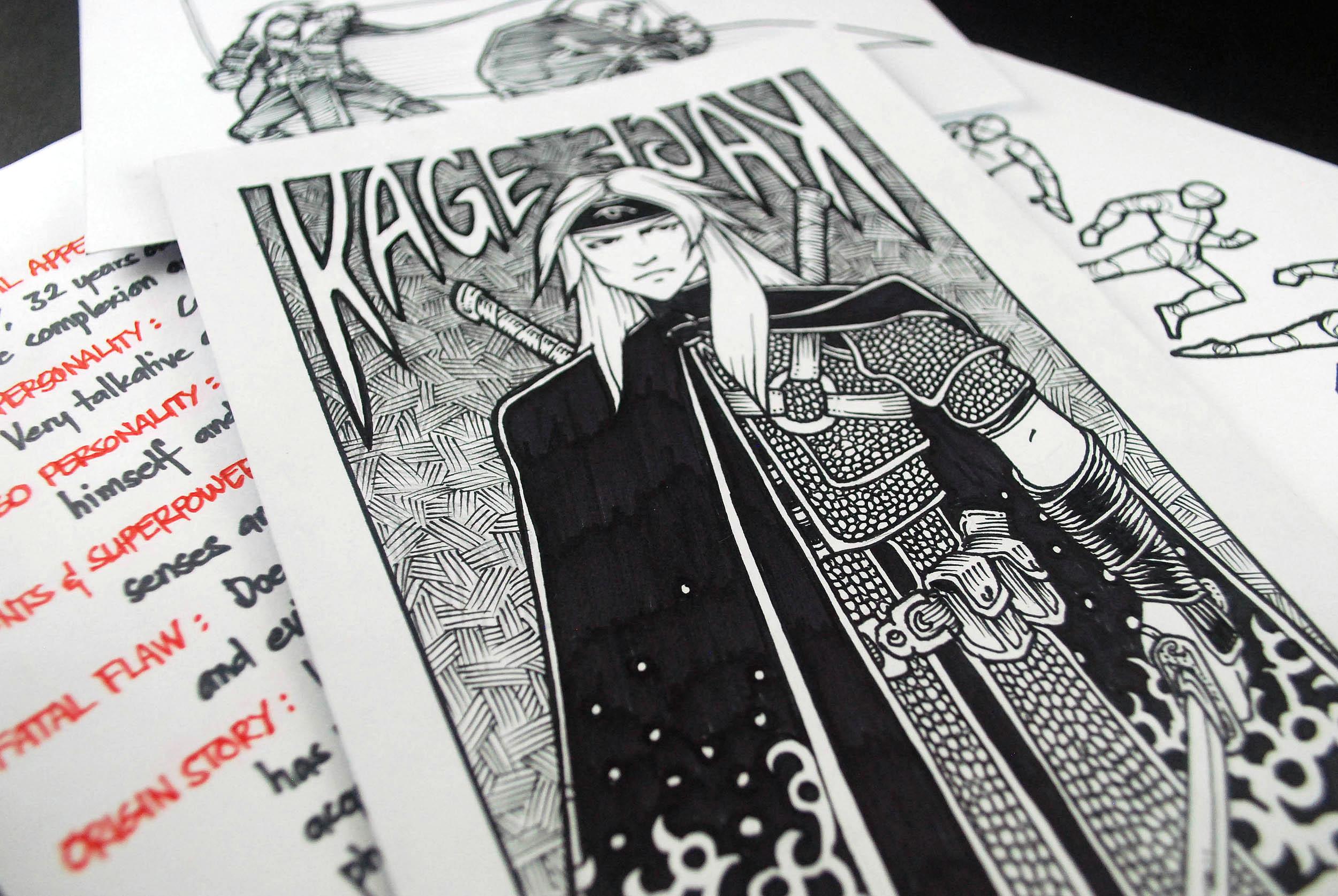 make your own anime or manga character intro jpg