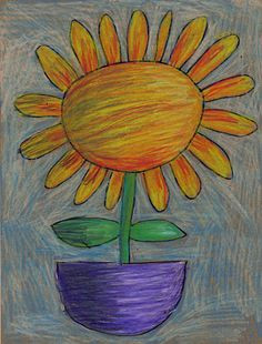 art projects for kids search results for flower class art projects drawing projects