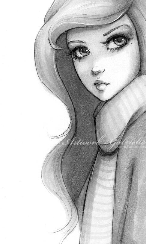 pretty drawings