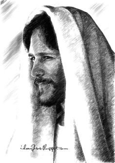 beautiful pictures of jesus christ sketch art to help inspire your walk with god